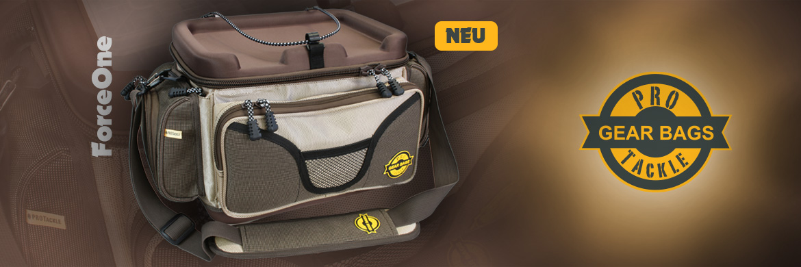 Pro Tackle GearBag Tasche