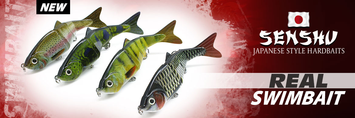 Senshu Real Swimbaits